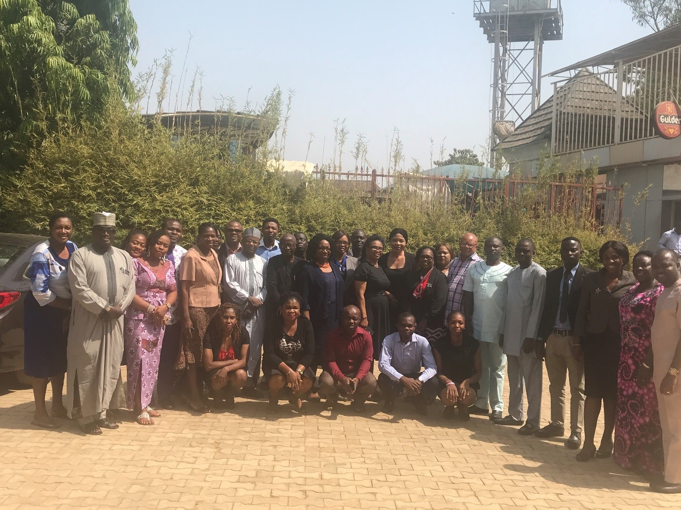 SPARCO Nigeria Site Contributing SCD in the World Health Organization Package