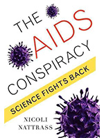 AIDS conspiracy book cover