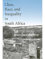 Class, Race, and Inequality in South Africa book cover